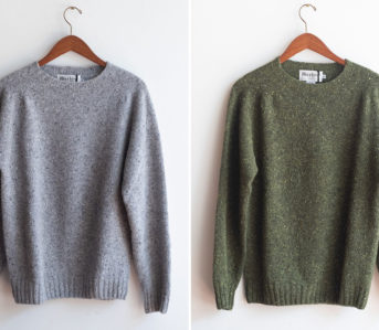 Hit-The-Highlands-In-Harley-Of-Scotland's-Donegal-Merino-Wool-Sweaters