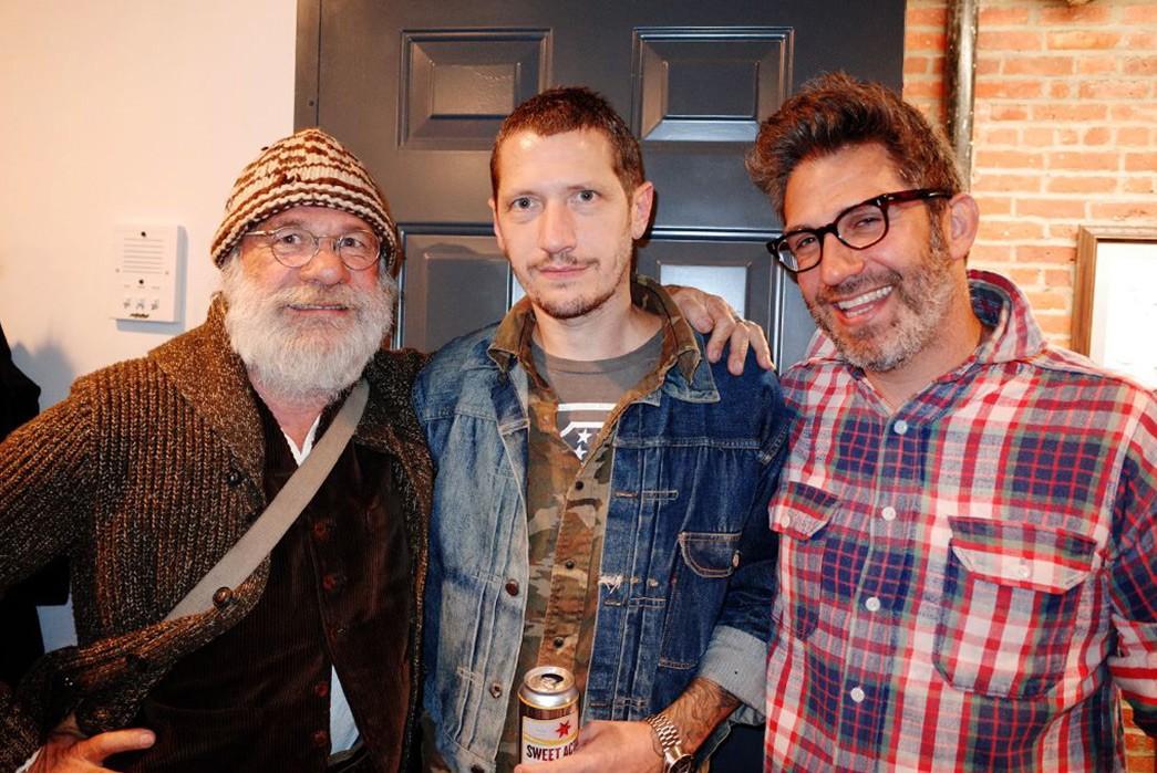 In-Conversation-with-John-Gluckow-John-with-Doug-Bihlmaier-and-Eric-Kvatek-(Image-via-Eric-Kvatek)