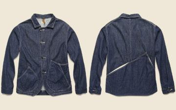 Kapital-Ringomann-Coverall-Jacket-front-back