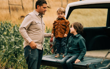 Match-Work-Shirts-With-Your-Nippers-With-The-Taylor-Stitch-Yosemite-Shirt