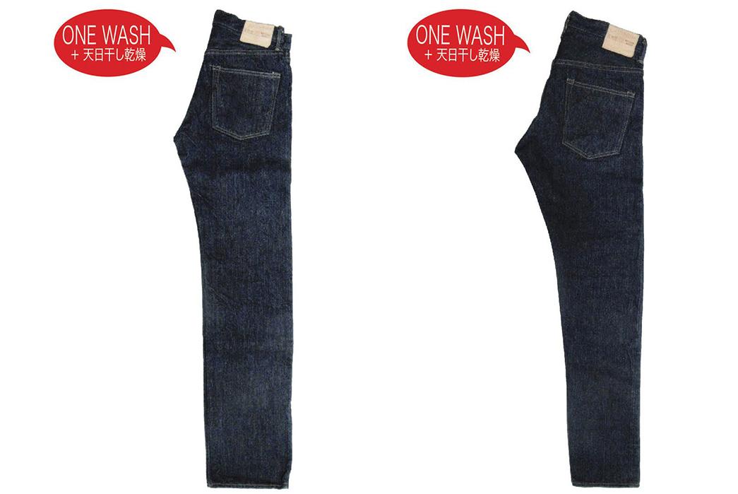 ONI-Denim-Emulates-Kasezome-Denim-With-a-Rope-Dyed-Natural-Indigo-Collection-pants-folded