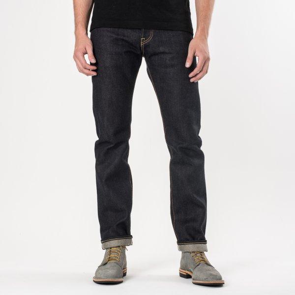 Iron Heart 25oz Pronto Collaboration Selvedge Denim Super Slim Cut Jeans