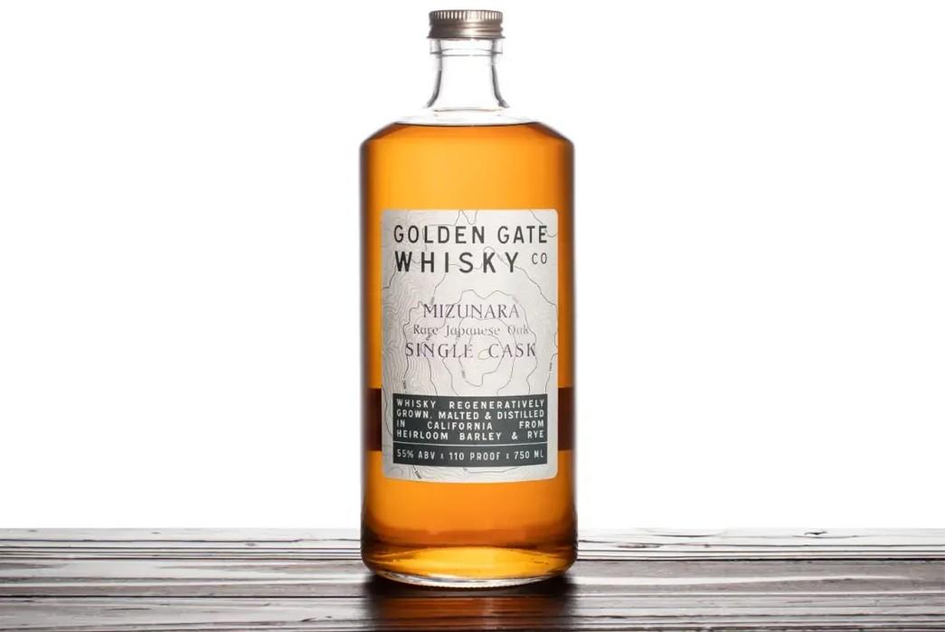Standard-&-Strange-Launches-An-Exclusive-California-Distilled-Mizunara-Single-Cask-Whiskey