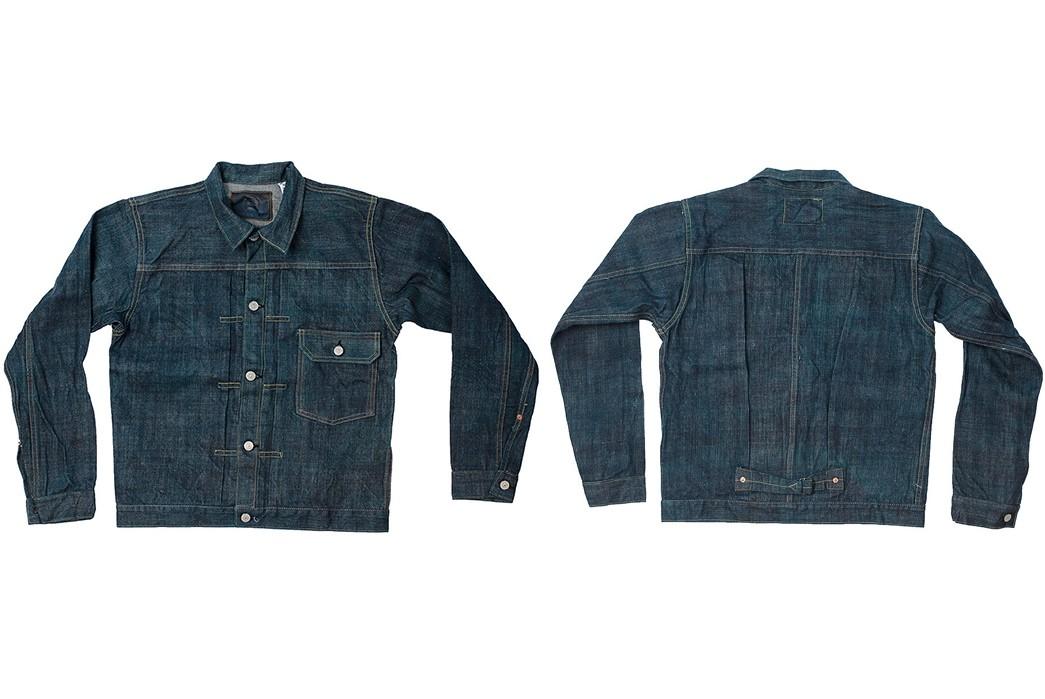 Sugar-Cane-Celebrates-55-Years-With-Its-Limited-Edition-Edo-AI-Denim-jacket-front-back
