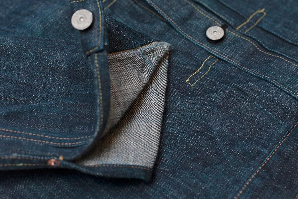 Sugar-Cane-Celebrates-55-Years-With-Its-Limited-Edition-Edo-AI-Denim-jacket-sleeve
