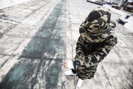 The-Discernable-History-of-Camouflage Image via Lookbook.nu