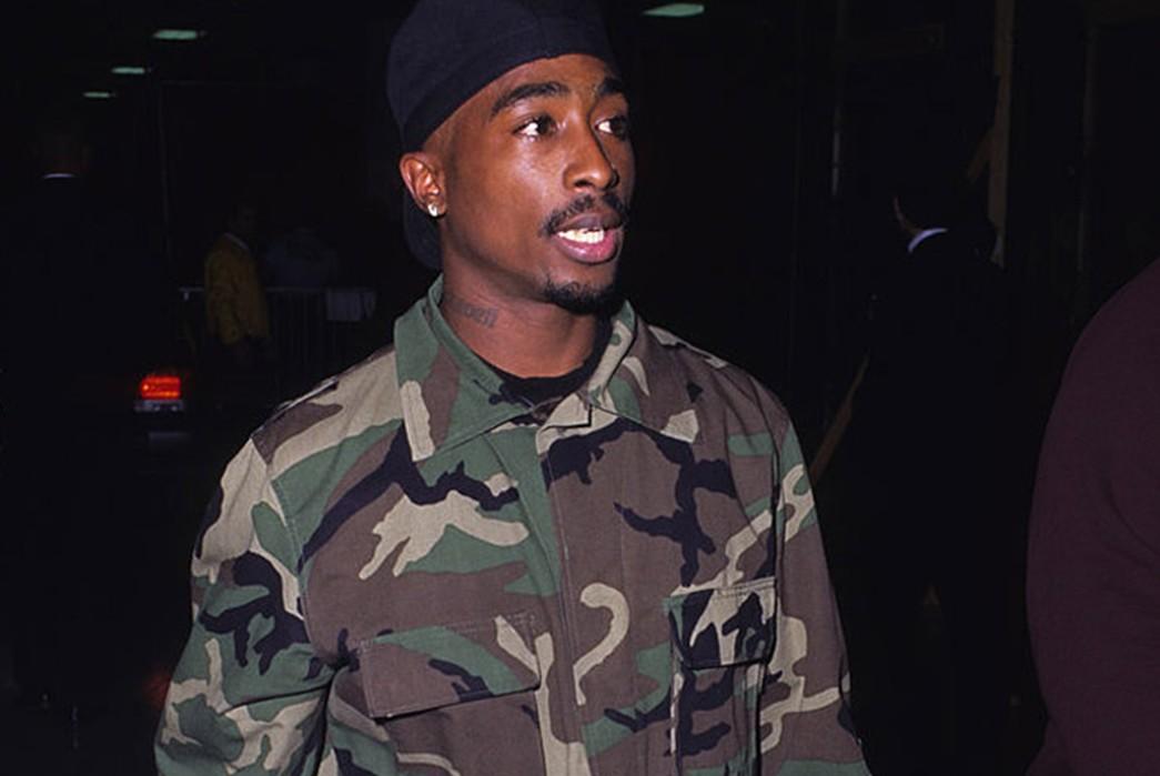 The-Discernable-History-of-Camouflage-Tupac-wears-a-camo-jacket.-Image-via-Rap-Up