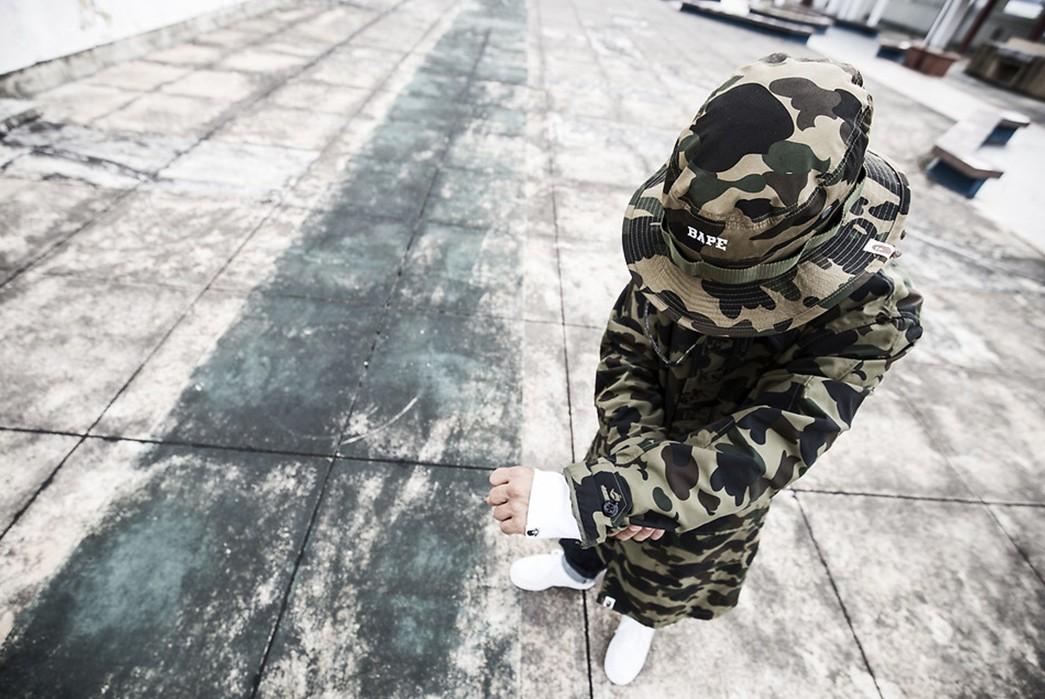 The-Discernable-History-of-Camouflage Image via Lookbook.nu