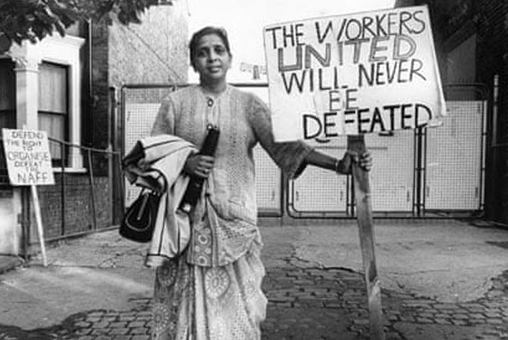 What-Are-Unions-and-Why-Are-They-Important-A-woman-strikes-at-the-Grunwick-film-processing-plant-in-London,-1976.-Image-via-The-Guardian