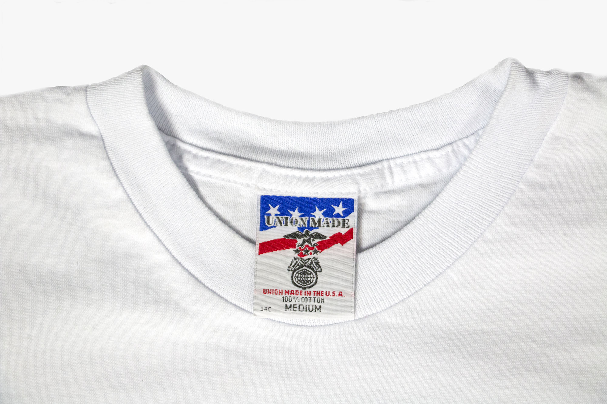 Introducing the Teamster Tee – Union Made in USA