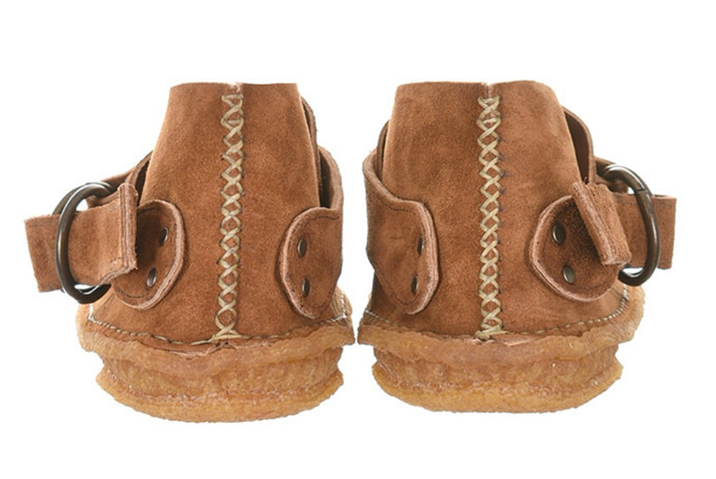 Yuketen-Utilises-A-Natural-Crep-Wrap-Sole-On-Its-Ring-Boots-pair-back