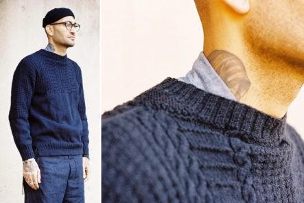Be-Warm-&-Fancy-In-Dawson-Denim's-Hand-Knit-Gansy
