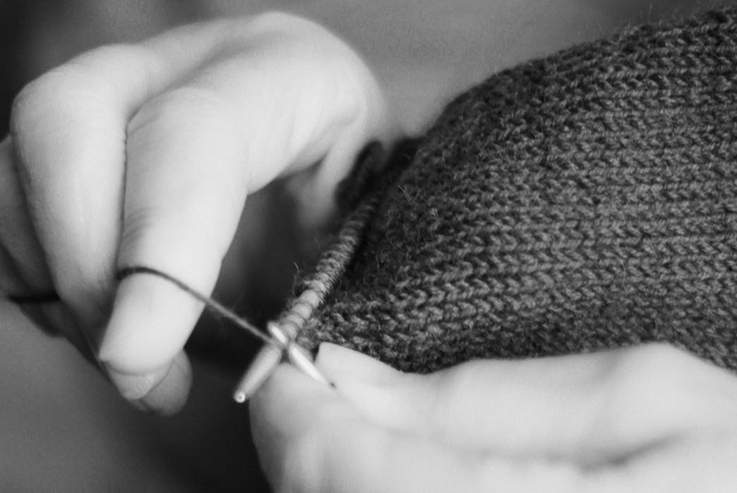 Be-Warm-&-Fancy-In-Dawson-Denim's-Hand-Knit-Gansy-knit