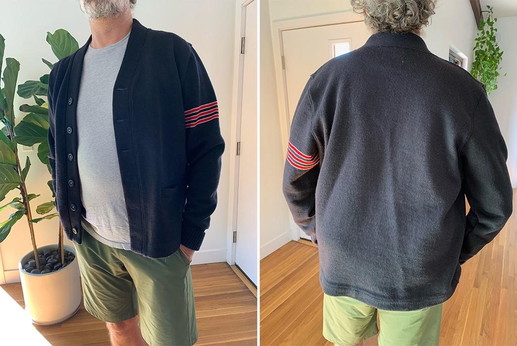 Brand-Profile-Dehen-Knitting-Co....Sweater-Weather's-Best-Friend-model-front-back