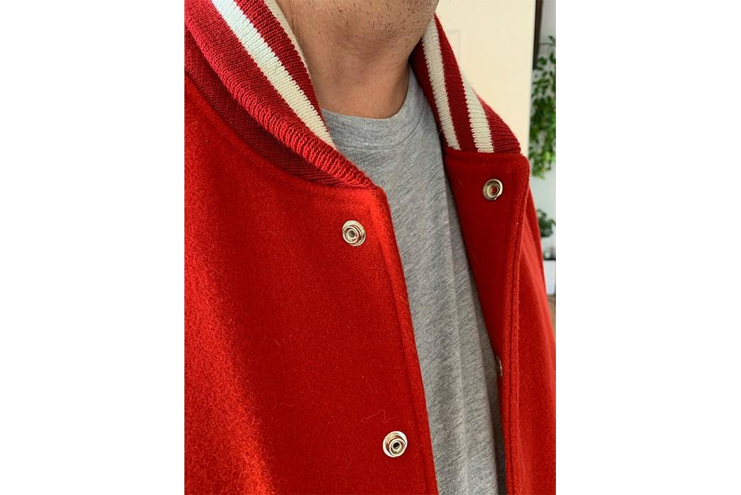 Brand-Profile-Golden-Bear...Captain-of-the-Varsity-Jacket-Fold-Over-Collar