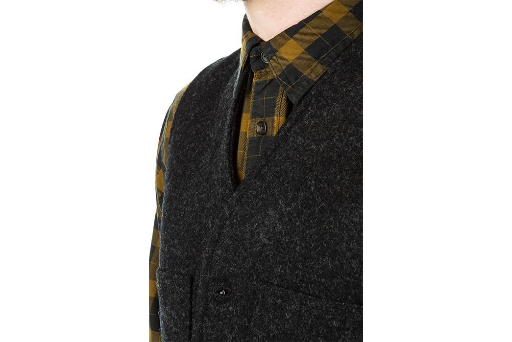 Casual-Wool-Vests---Five-Plus-One-3)-Filson-Mackinaw-Wool-Vest-detailed