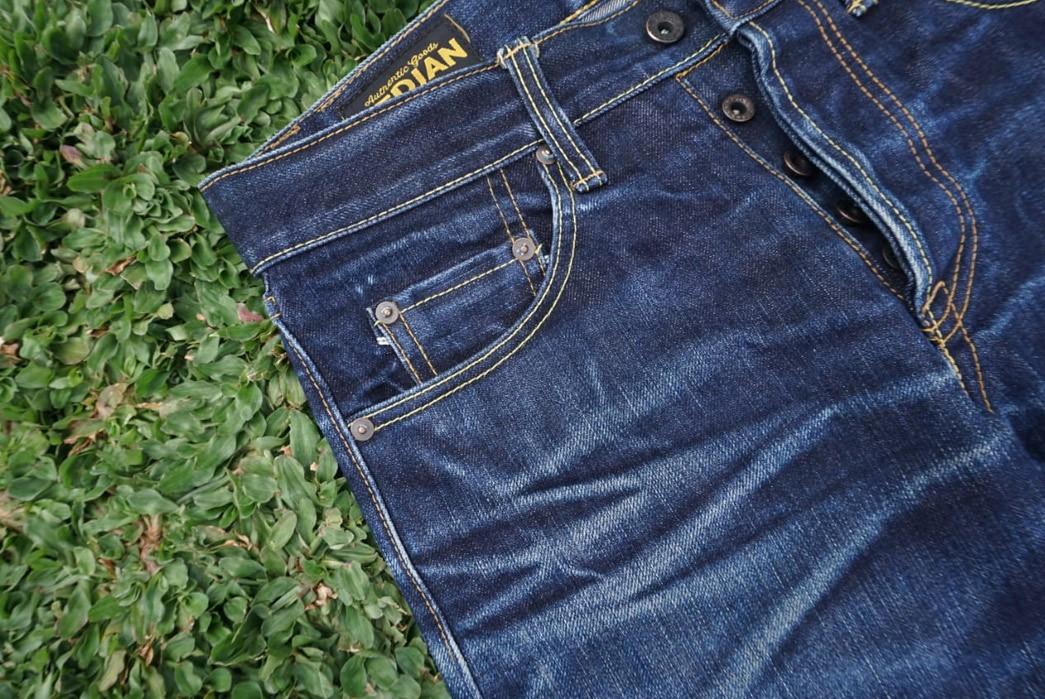 Fade-Friday---Nedjan-Company-N-001-XS-(1-Year,-2-Washes,-1-Soak)-front-top-right-pocket