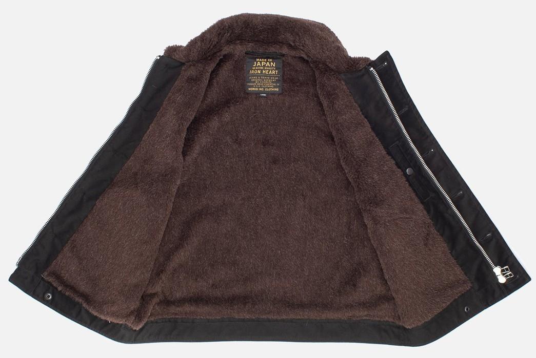 Iron-Heart-Deck-Vest-front-open
