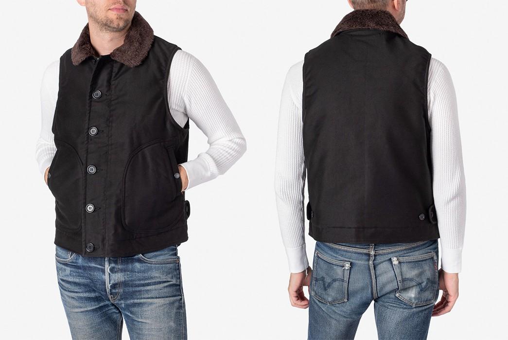 Iron-Heart-Deck-Vest-model-front-back