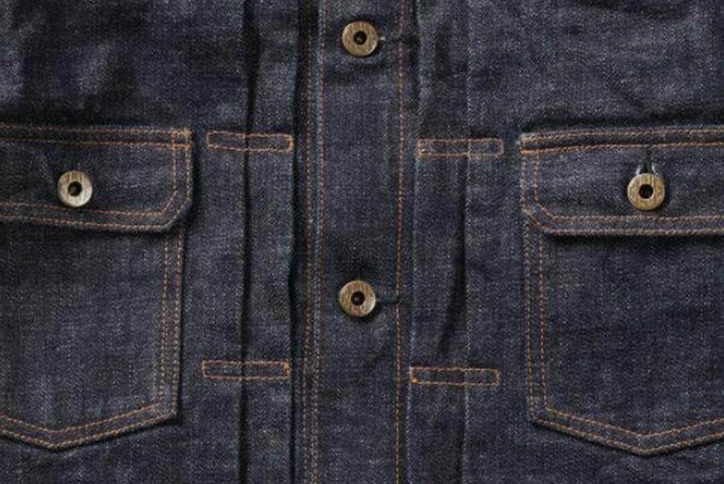 Japan-Blue-Drafts-In-Cote-d'lvoire-For-Its-16.5-Oz.-Type-II-Denim-Jacket-front-pockets