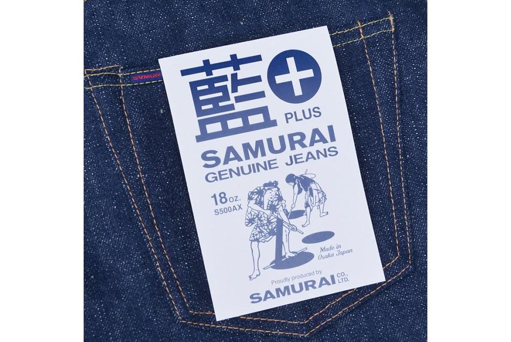 Samurai-Combines-Synthetic-&-Natural-Indigo-Dye-With-Its-18-Oz.-S500Ax-'Ai-Plus'-Jean-brand