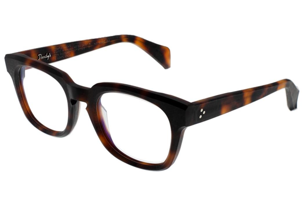 Self-Edge-Welcomes-Italian-Eyewear-Brand,-Dandy's-black-dark-yellow