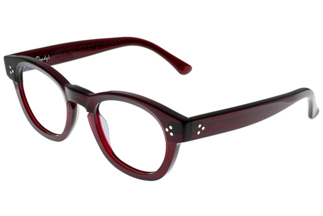 Self-Edge-Welcomes-Italian-Eyewear-Brand,-Dandy's-bourdeaux
