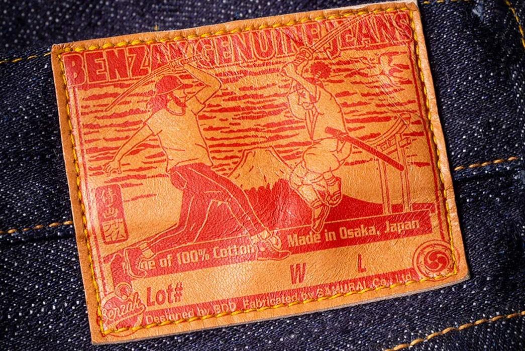 Benzak Denim Developers Announces Landmark Collaboration With Samurai Jeans