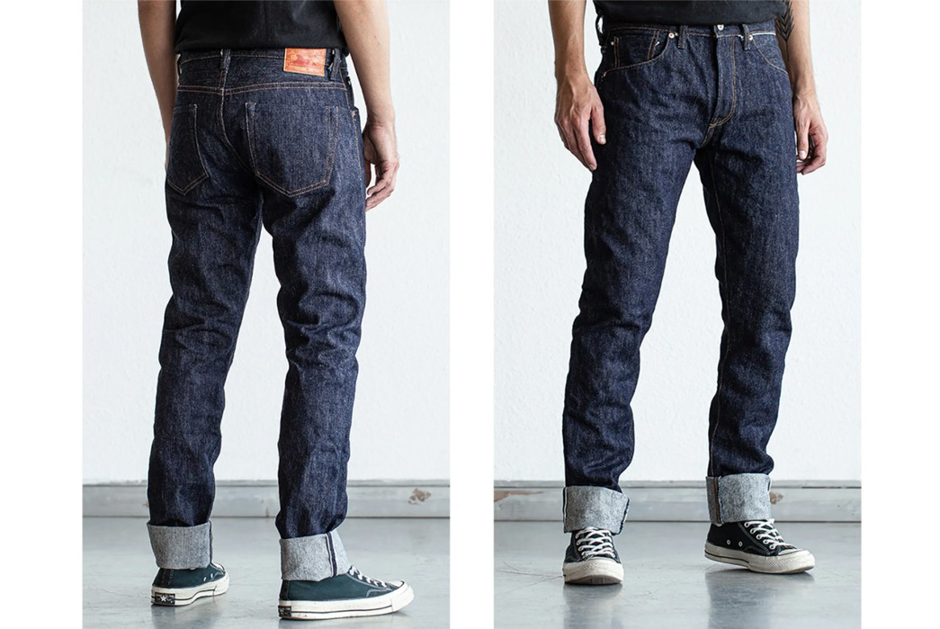 Benzak-Denim-Developers-Announces-Landmark-Collaboration-With-Samurai-Jeans-model-front-back