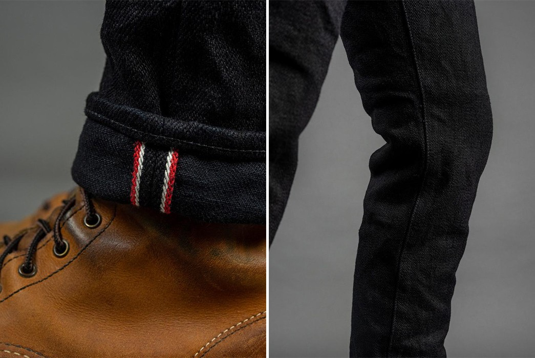ONI-Marries-Indigo-&-Black-With-Its-679-Aizumi-x-Black-Secret-Denim-Jeans-leg