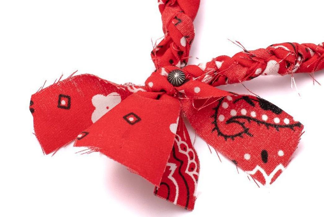 Red-Rabbit's-Bandana-Necklace-Is-Handmade-In-Albuquerque