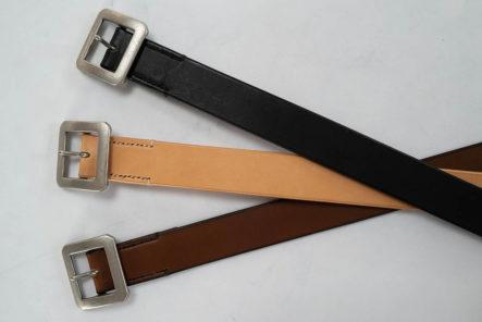 Tighten-Up-With-Samurai's-Garrison-Leather-Belt