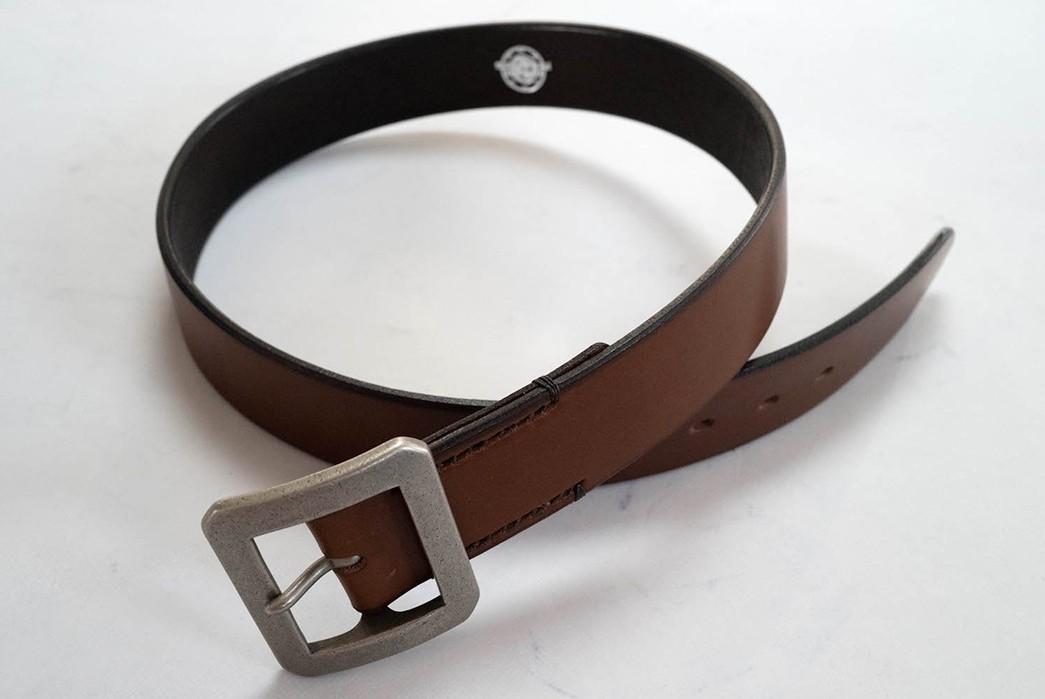 Tighten-Up-With-Samurai's-Garrison-Leather-Belt-brown