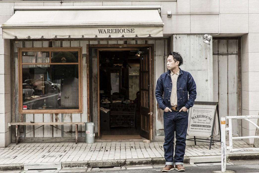 Warehouse-&-Co.---Behind-The-Osaka-Five-Denim-Purists-Image-via-Clutch-Magazine
