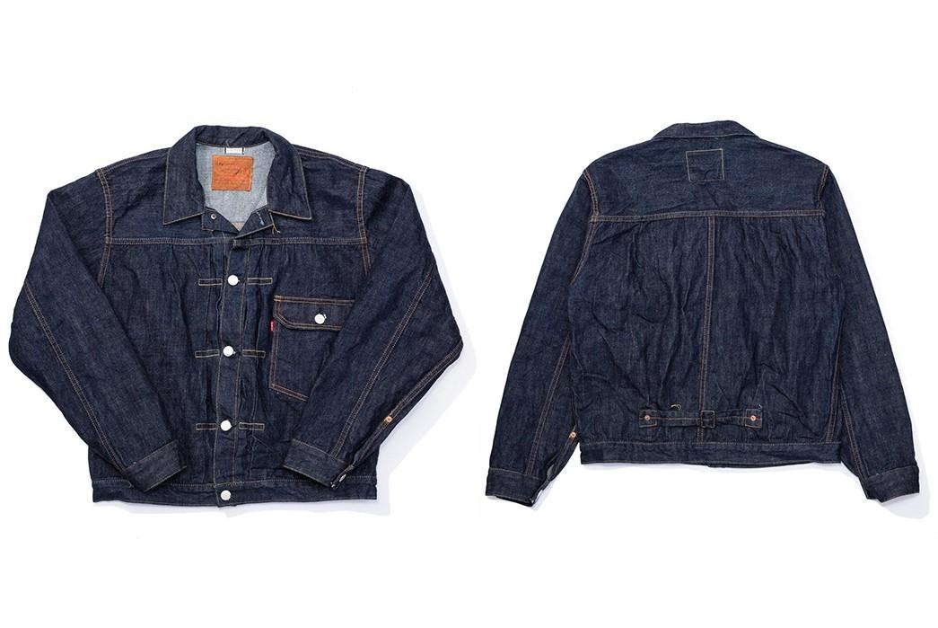 Warehouse-&-Co.---Behind-The-Osaka-Five-Denim-Purists-jacket-front-back
