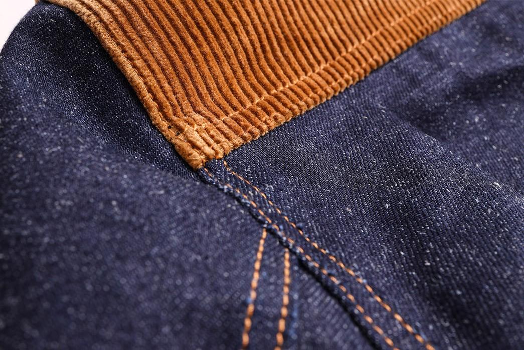 Companion-Sews-Up-Cotton-Hemp-Blend-Italian-Selvedge-Denim-For-Its-Nevada-Jacket-back-seams