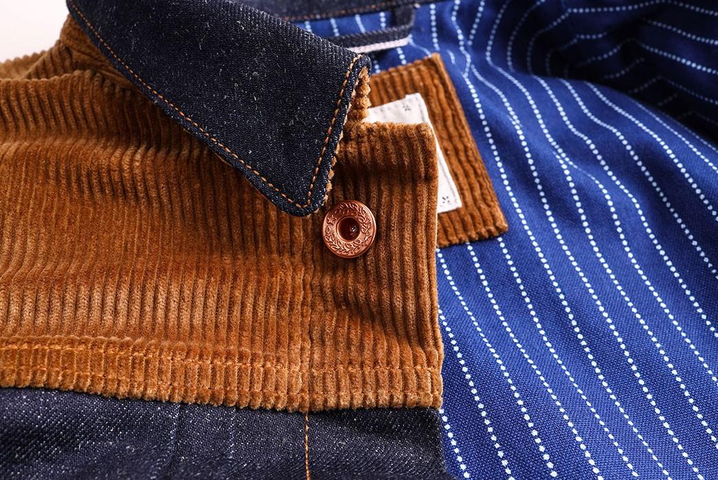 Companion-Sews-Up-Cotton-Hemp-Blend-Italian-Selvedge-Denim-For-Its-Nevada-Jacket-collar-open