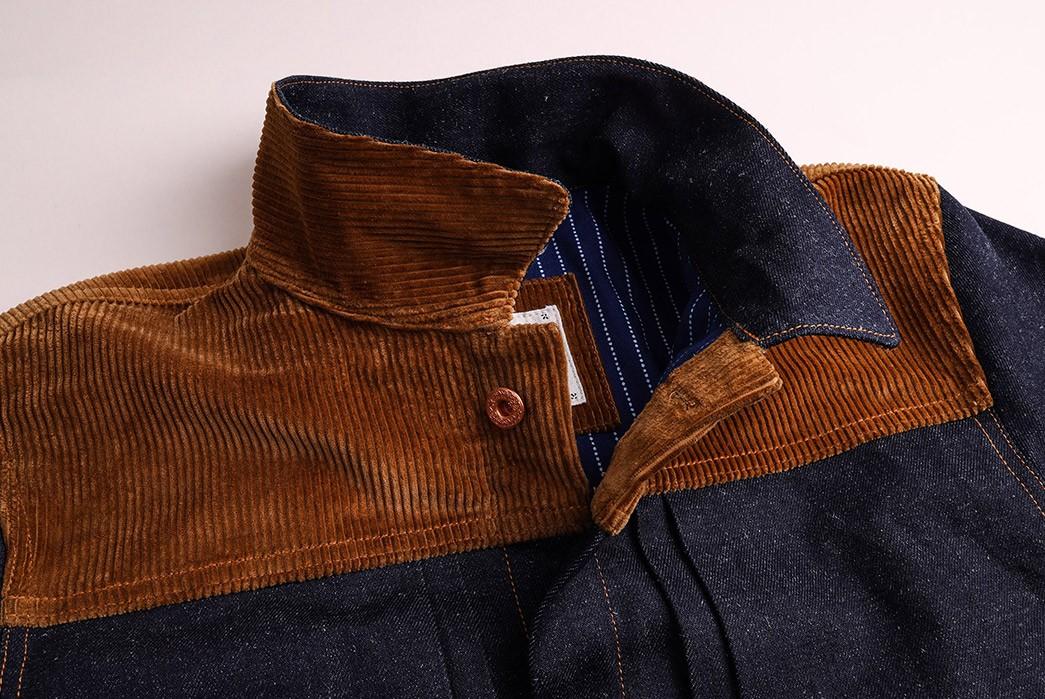 Companion-Sews-Up-Cotton-Hemp-Blend-Italian-Selvedge-Denim-For-Its-Nevada-Jacket-collar