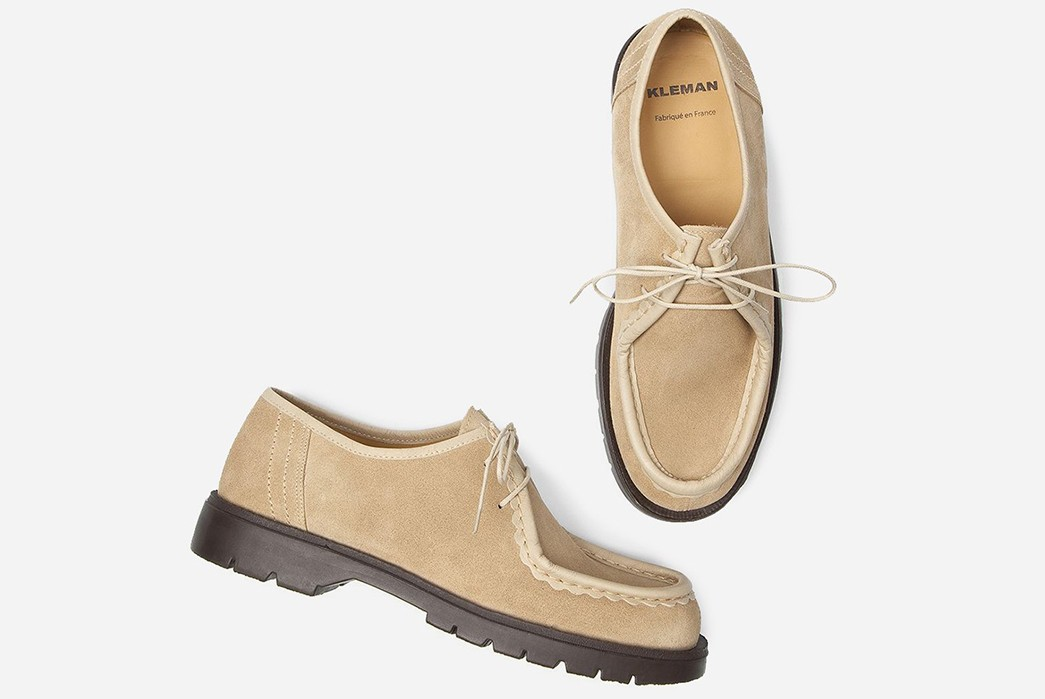 Kleman's-Padror-Shoe-Is-An-Affordable-Wardrobe-Staple-beige-pair-top-and-side