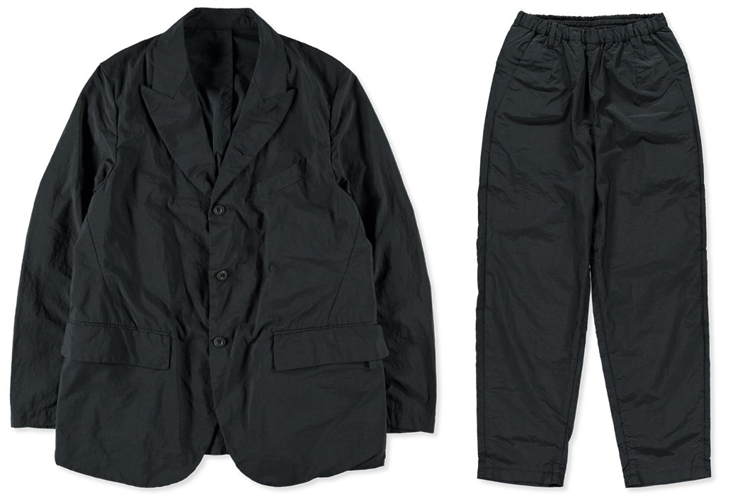 Strip-In-Style-With-Teatora's-Packable-Nylon-Two-Piece-fronts-jacket-and-pants