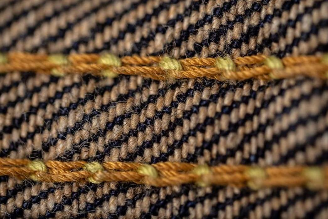 Studio-D'Artisan-Renders-Relax-Tapered-Jeans-In-California's-Foxfibre-inside-seams