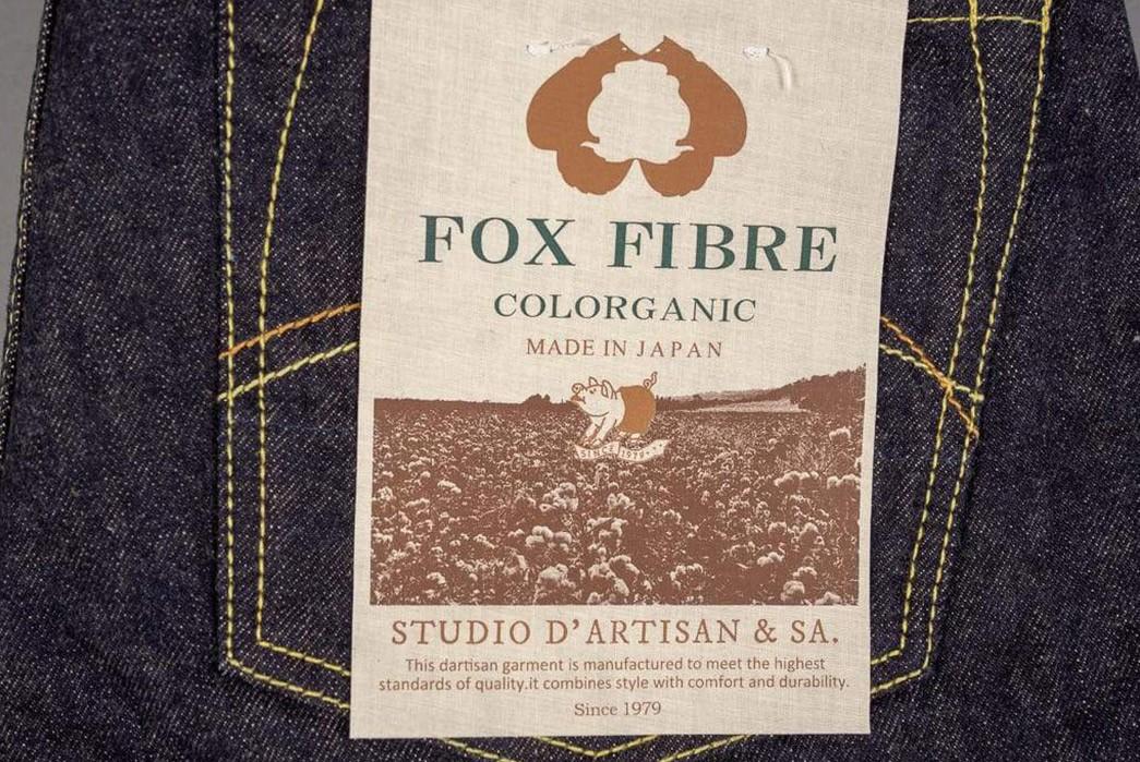 Studio-D'Artisan-Renders-Relax-Tapered-Jeans-In-California's-Foxfibre-label