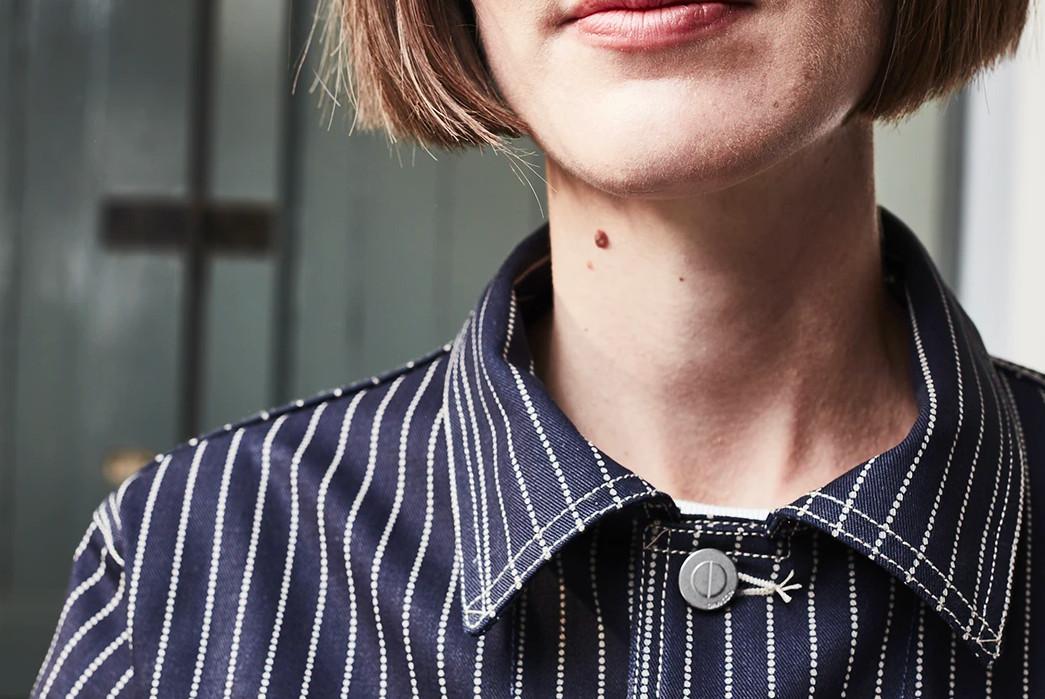 Dawson Denim Reworks Its Sack Jacket For The Ladies