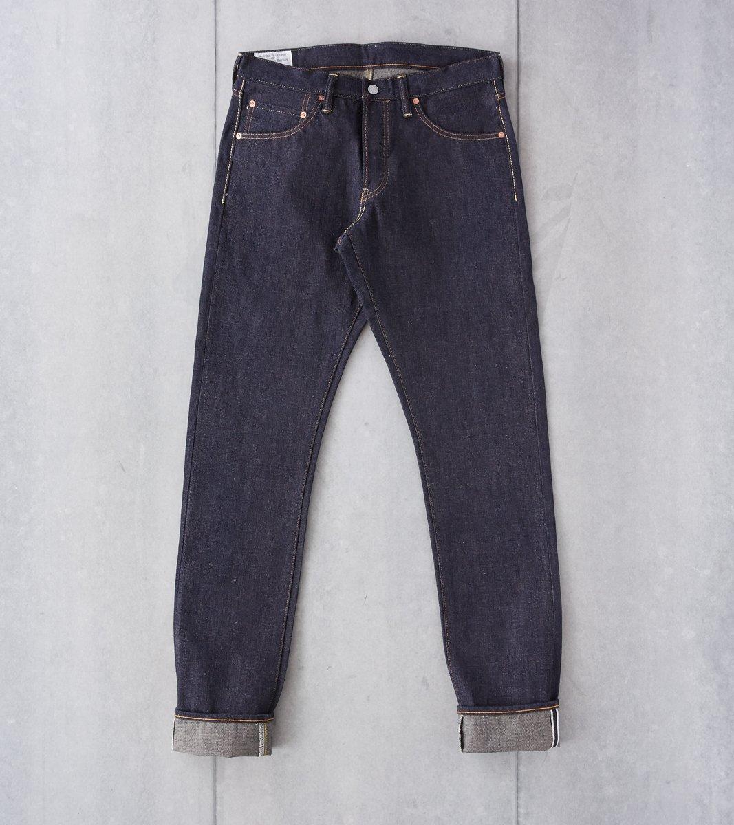Studio D'Artisan G003 Raw Denim Jeans