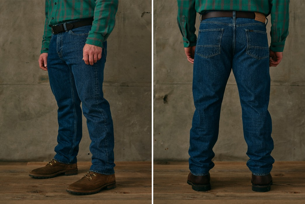 Filson-Introduces-U.S.-Made-Jeans-To-Its-Ranks-side-and-back-model-blue