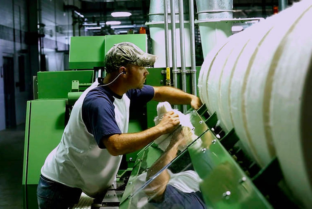 House Of Representatives Passes Bill To Incentivize Domestically Produced Textiles In The U.S.A.