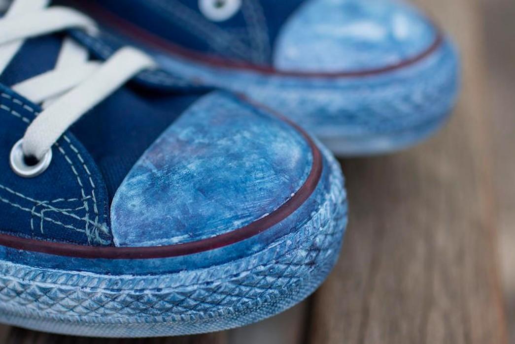 The Rise Of The Custom Denim Sneaker – The Weekly Rundown
