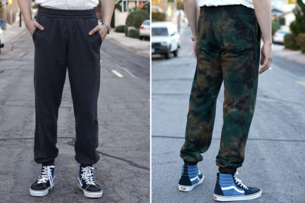 Epaulet's-Abbot-Sweatpants-Are-Dyed-And-Sewn-In-Los-Angeles-model-front-back