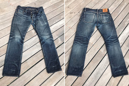 Fade-Friday---Pure-Blue-Japan-XX-013-(3-Years,-1-Soak,-1-Wash)-front-back