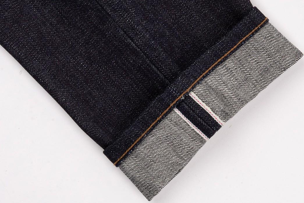 Freenote-Cloth-Issues-Its-Belford-Jean-In-14.5-Oz.-Kaihara-Mills-Denim-leg-selvedge